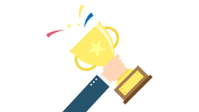 trophy png vector cup