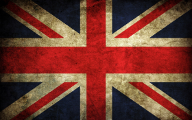 united kingdom flag vector hd