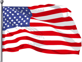 united states flag png HD