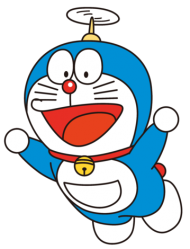 vector doraemon png