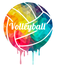 volleyball clipart png vector
