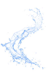 water splash png blue