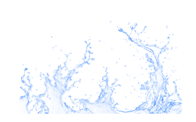 water splash png vector