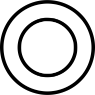 white circle png hd